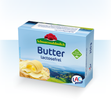 LAC lactosefreie Butter
