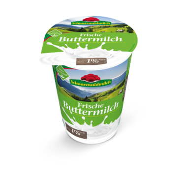 Buttermilch 1%